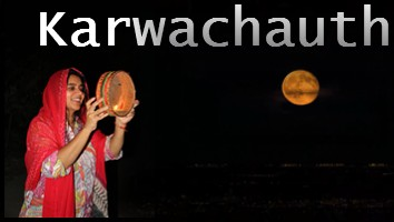 Karwa Chauth - Festival of India