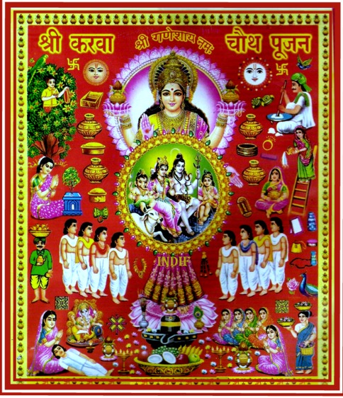 Festival of KarwaChauth